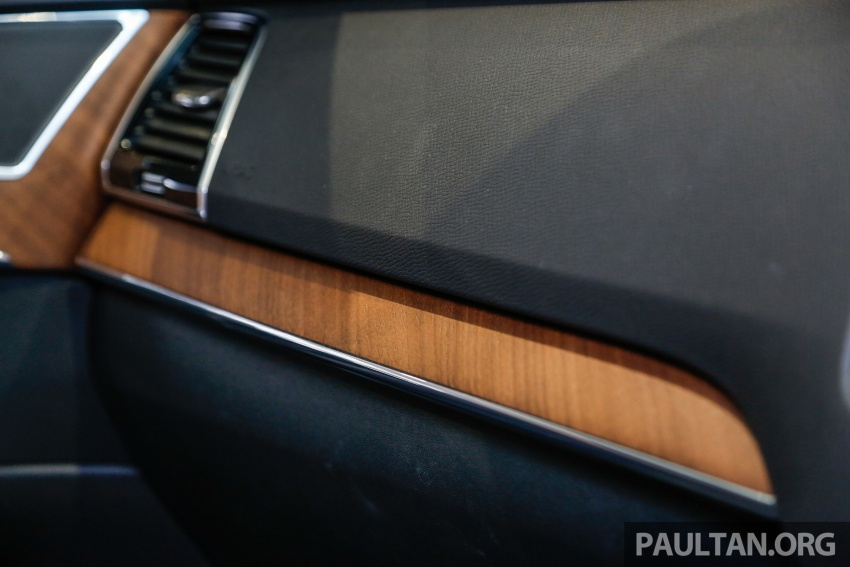 2017 Volvo XC90 accessories detailed, incl 22-inchers Image #668283