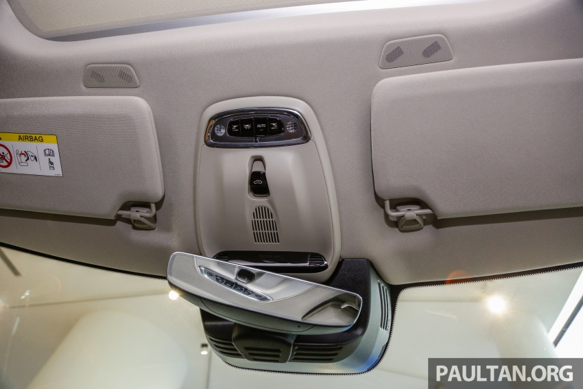2017 Volvo XC90 accessories detailed, incl 22-inchers Image #668284
