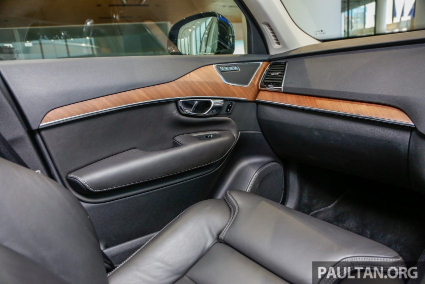2017 Volvo XC90 accessories detailed, incl 22-inchers Image #668287