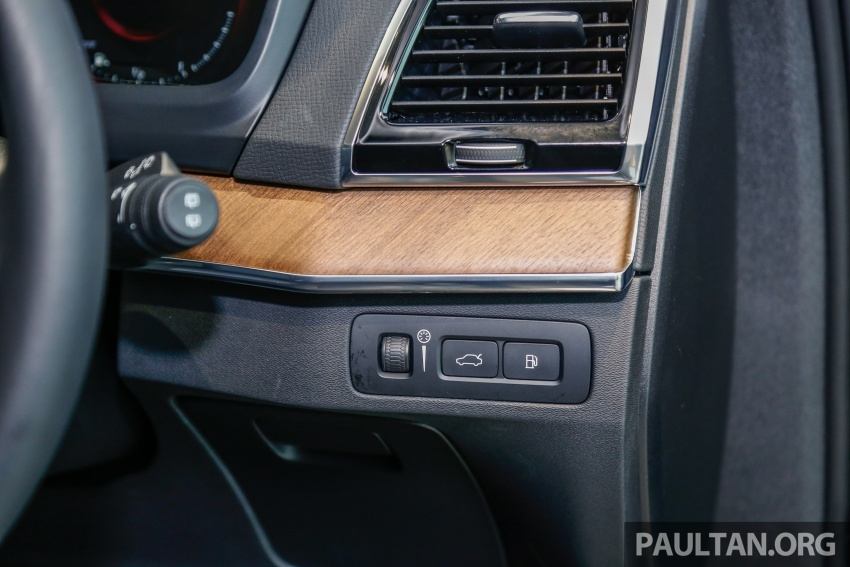 2017 Volvo XC90 accessories detailed, incl 22-inchers Image #668288