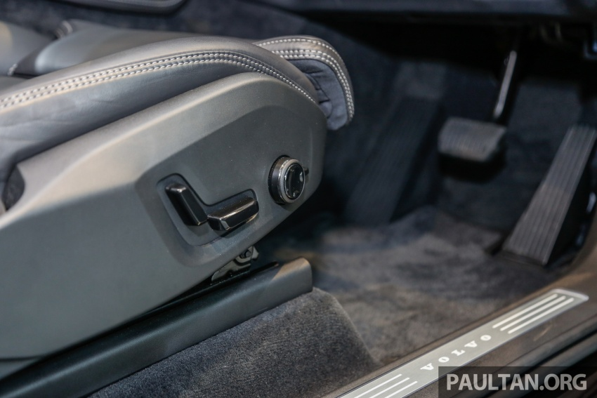2017 Volvo XC90 accessories detailed, incl 22-inchers Image #668289
