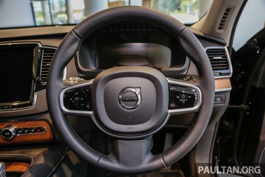 2017 Volvo XC90 accessories detailed, incl 22-inchers Image #668272