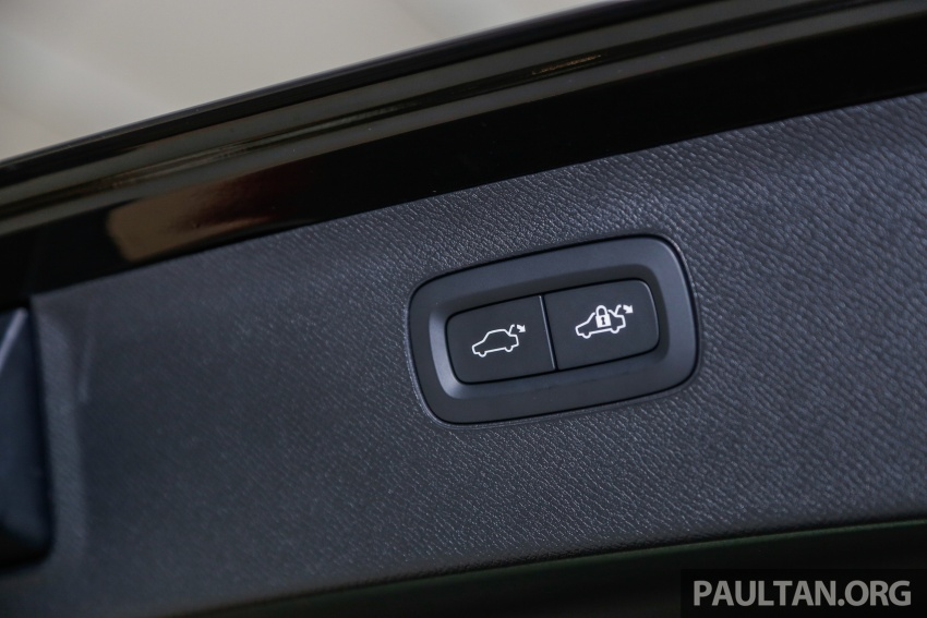 2017 Volvo XC90 accessories detailed, incl 22-inchers Image #668310