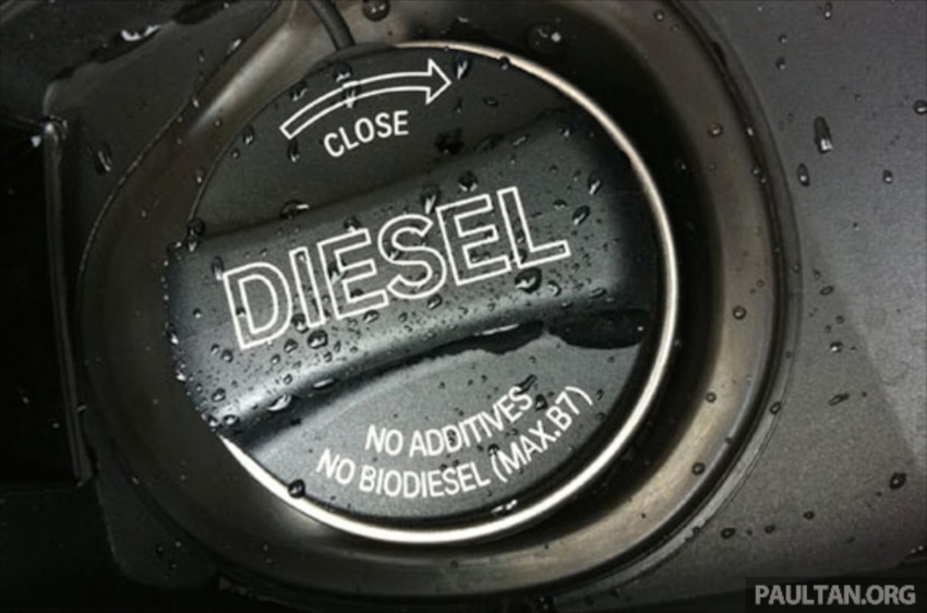 Diesel vehicle sales fall amidst fear of future bans Image #674145