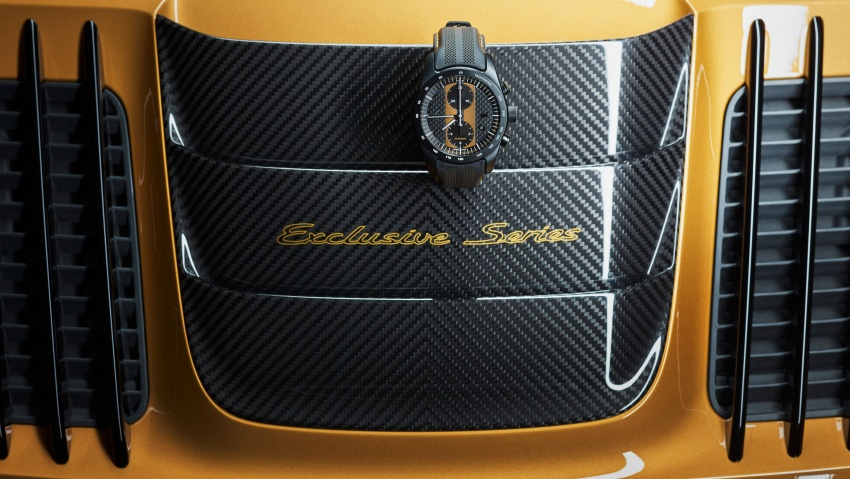 Porsche 911 Turbo S Exclusive – limited to 500 units Image #674104