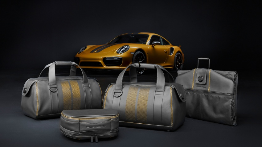 Porsche 911 Turbo S Exclusive – limited to 500 units Image #674105