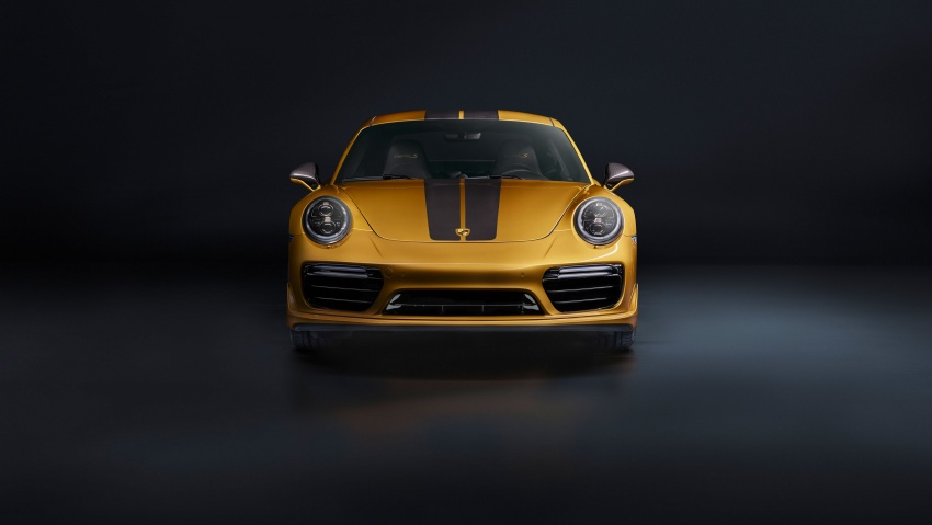 Porsche 911 Turbo S Exclusive – limited to 500 units Image #674096