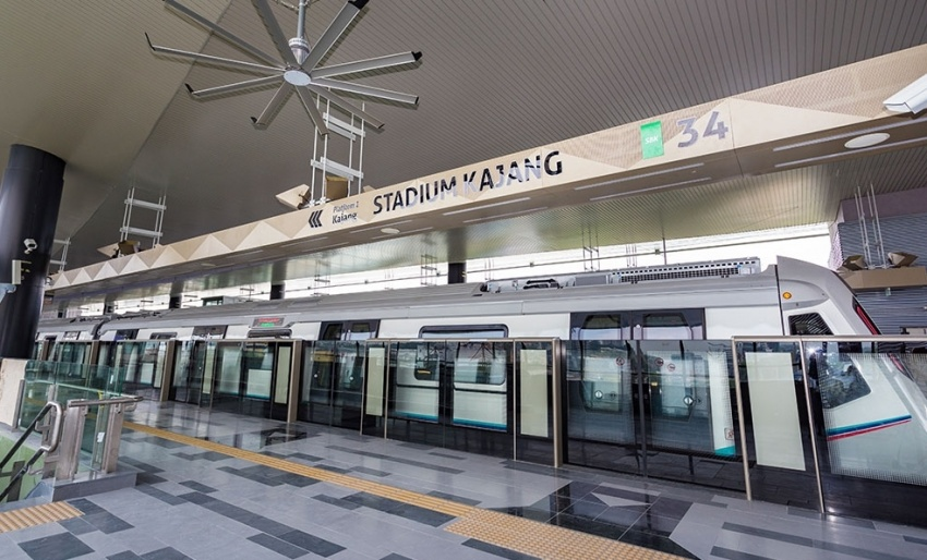 KL Sentral-Muzium Negara MRT pedestrian link opens July 17, with launch of MRT Sg Buloh-Kajang Phase 2 Image #678288