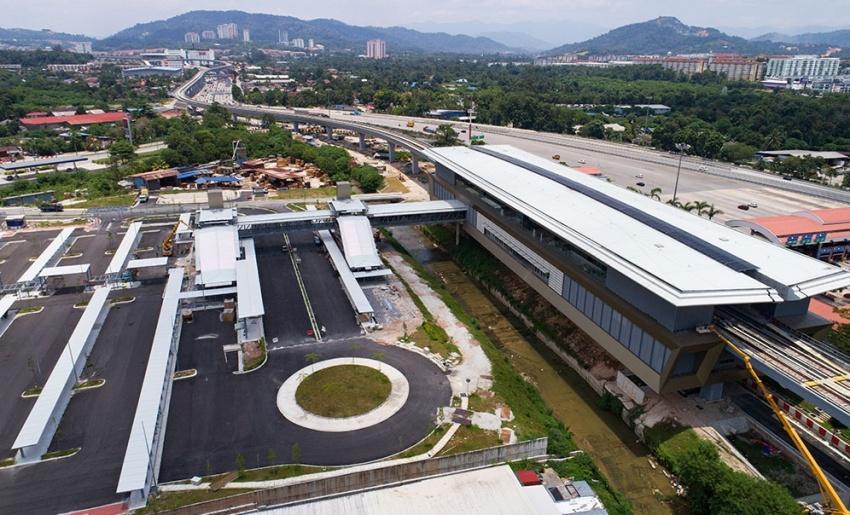 KL Sentral-Muzium Negara MRT pedestrian link opens July 17, with launch of MRT Sg Buloh-Kajang Phase 2 Image #678287