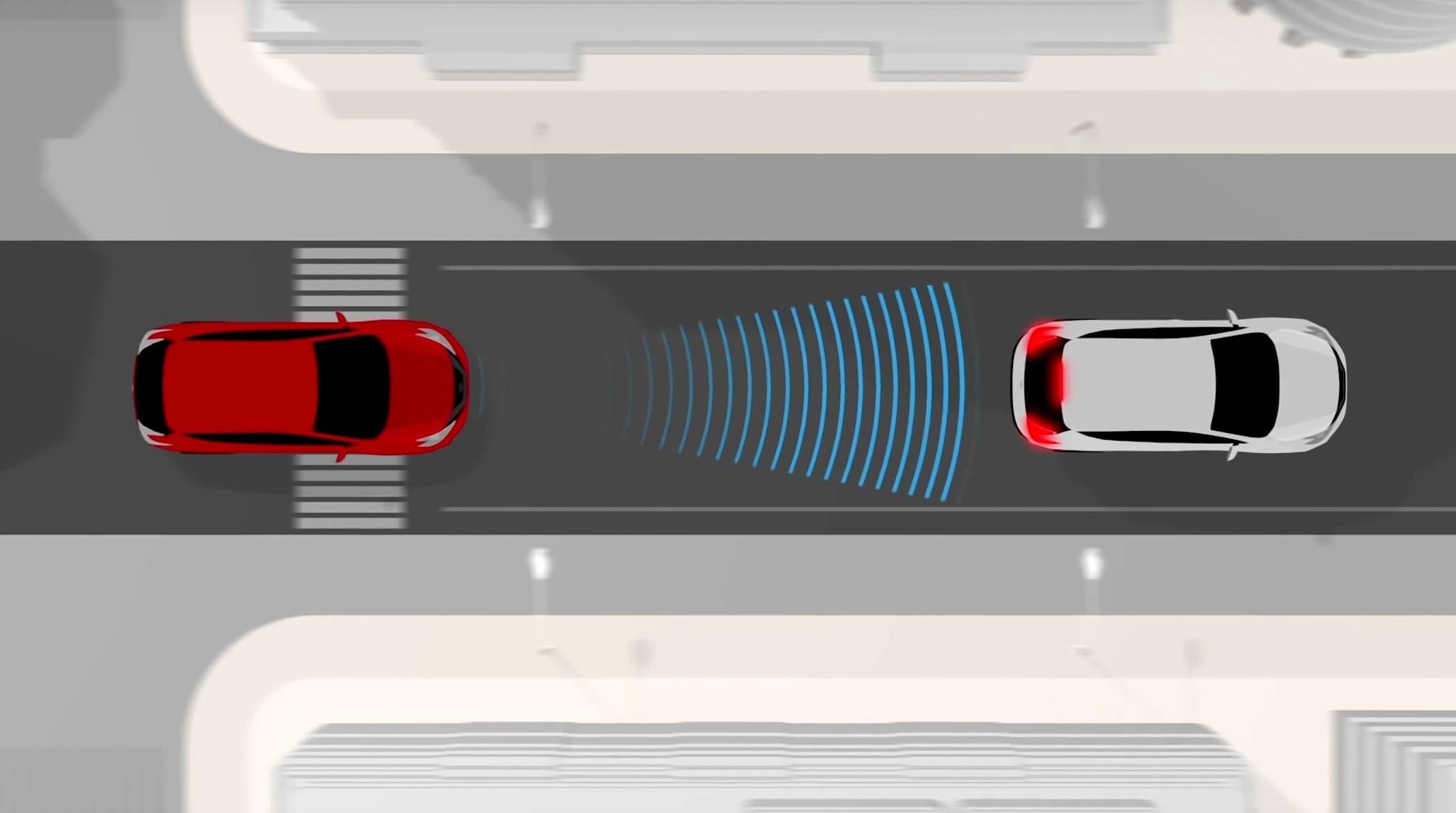 Nissan to make autonomous emergency braking a standard ...