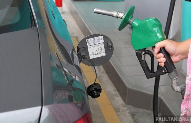 Harga minyak 8-14 Februari 2018: RON95 naik 2 sen, RON97 naik 3 sen, diesel turun 3 sen