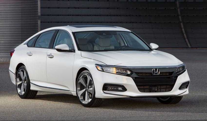 Honda Accord 2018 didedahkan – 1.5 VTEC Turbo dan 2.0 VTEC Turbo bersama transmisi auto 10-kelajuan Image #683770