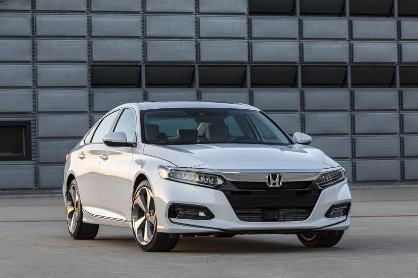 Honda Accord 2018 didedahkan – 1.5 VTEC Turbo dan 2.0 VTEC Turbo bersama transmisi auto 10-kelajuan Image #683768