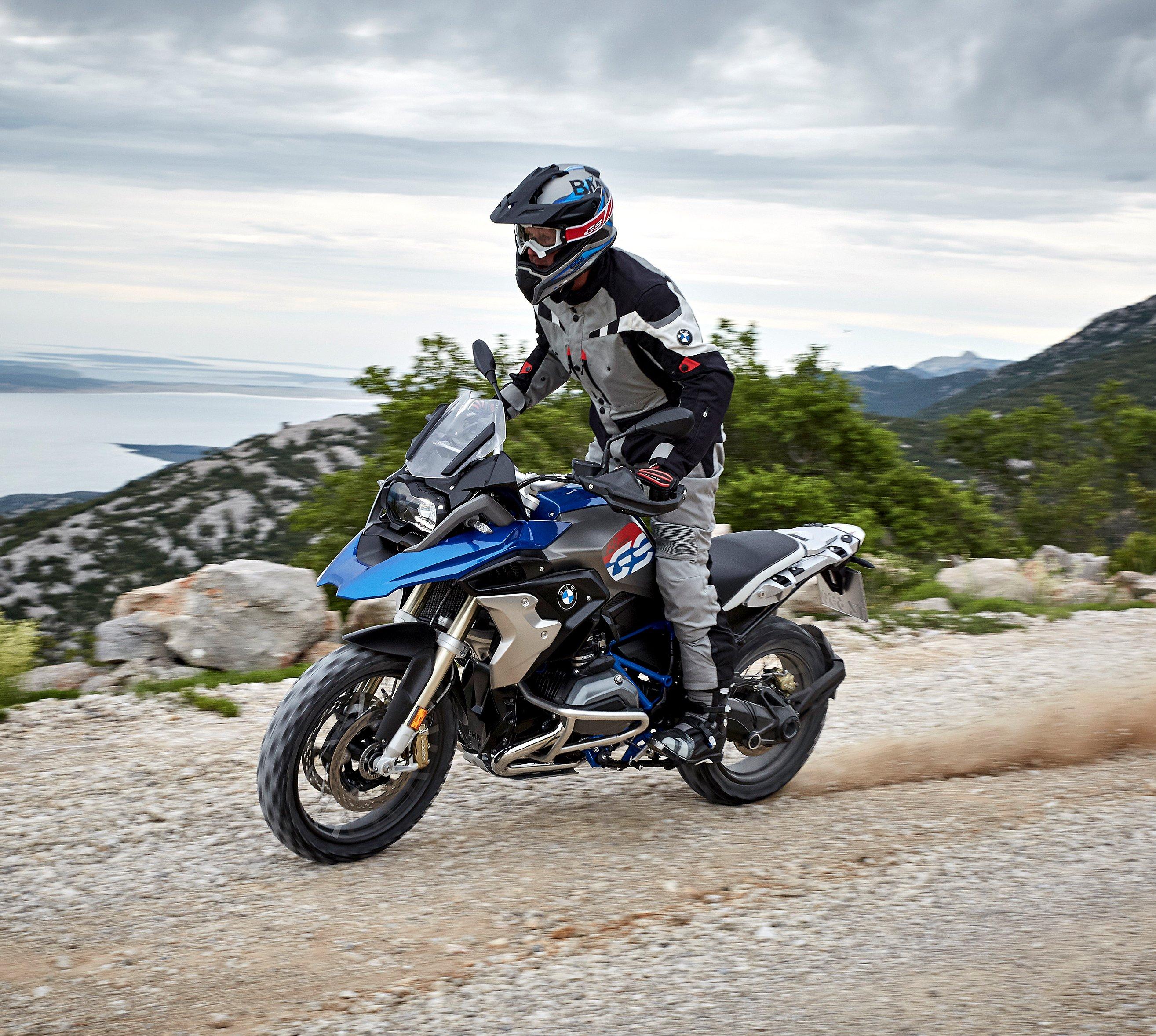 Bmw motos motorrad