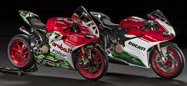 Eschewing The Use Of The Ducati Trellis Frame, The Panigale Final Edition  Comes With An Aluminium Monocoque Frame, Suspended By Top Drawer Ohlins  Suspension ...