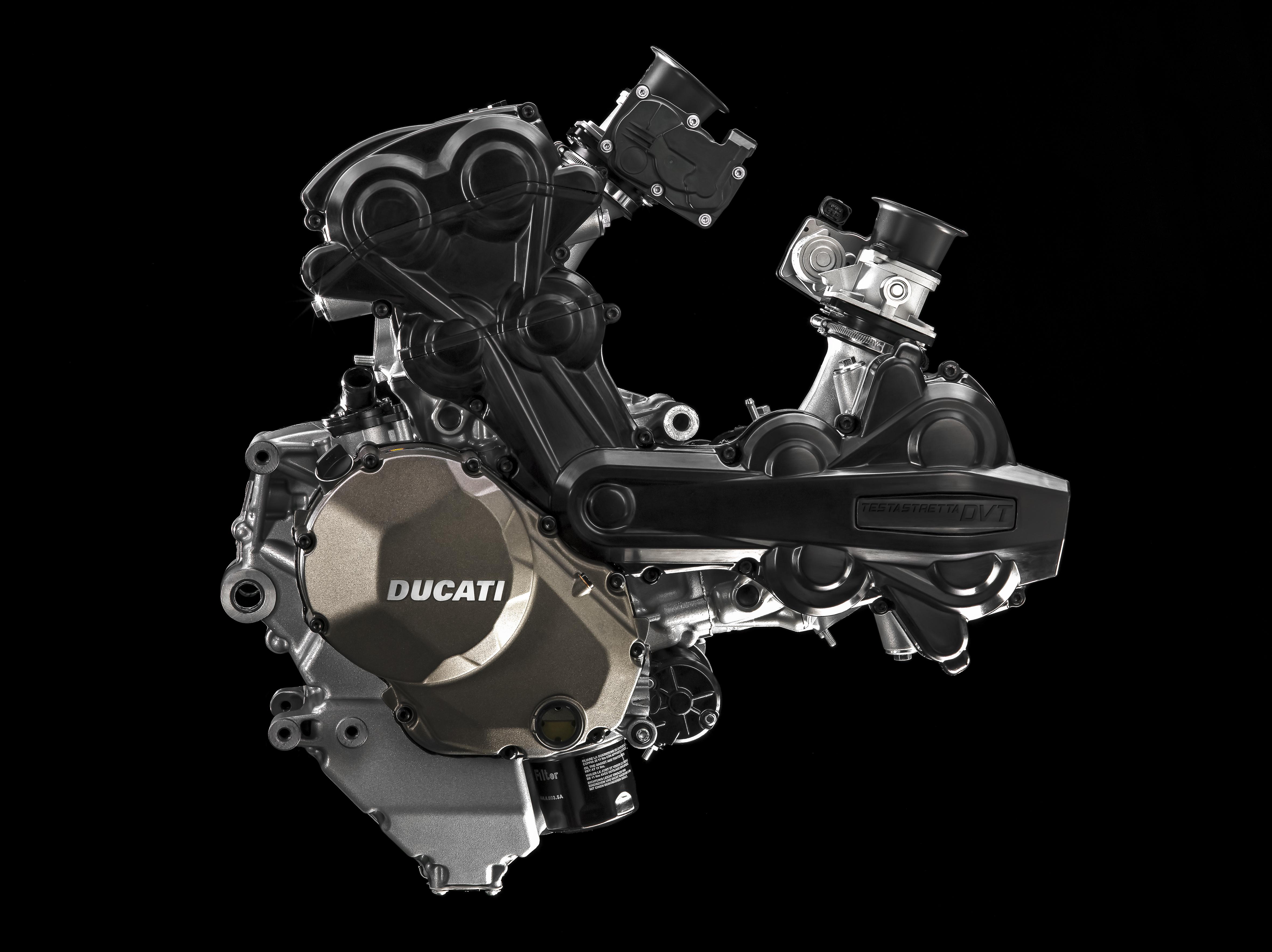 Ducati  Engine Warning Light