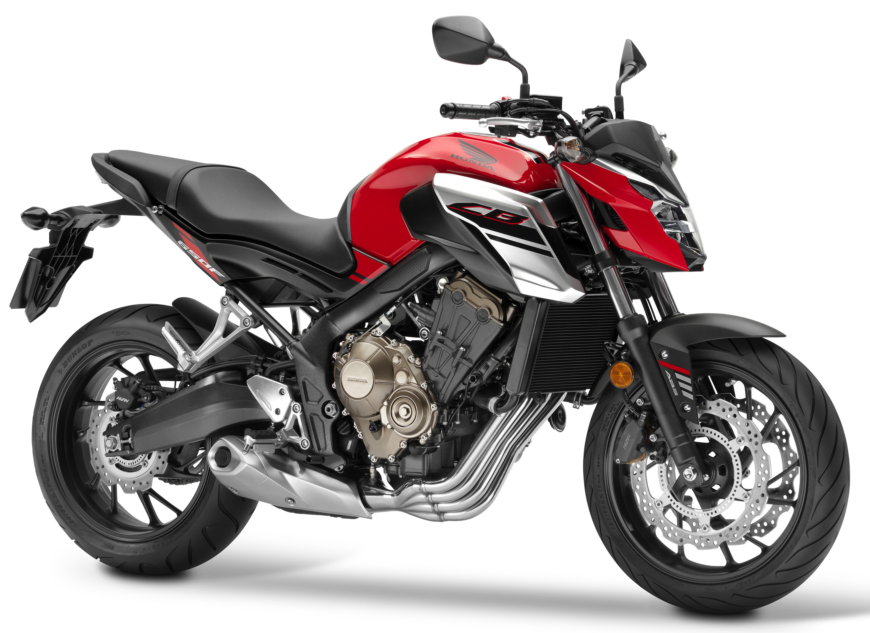 2017 Honda CBR650F and CB650F updated with new colour, spec