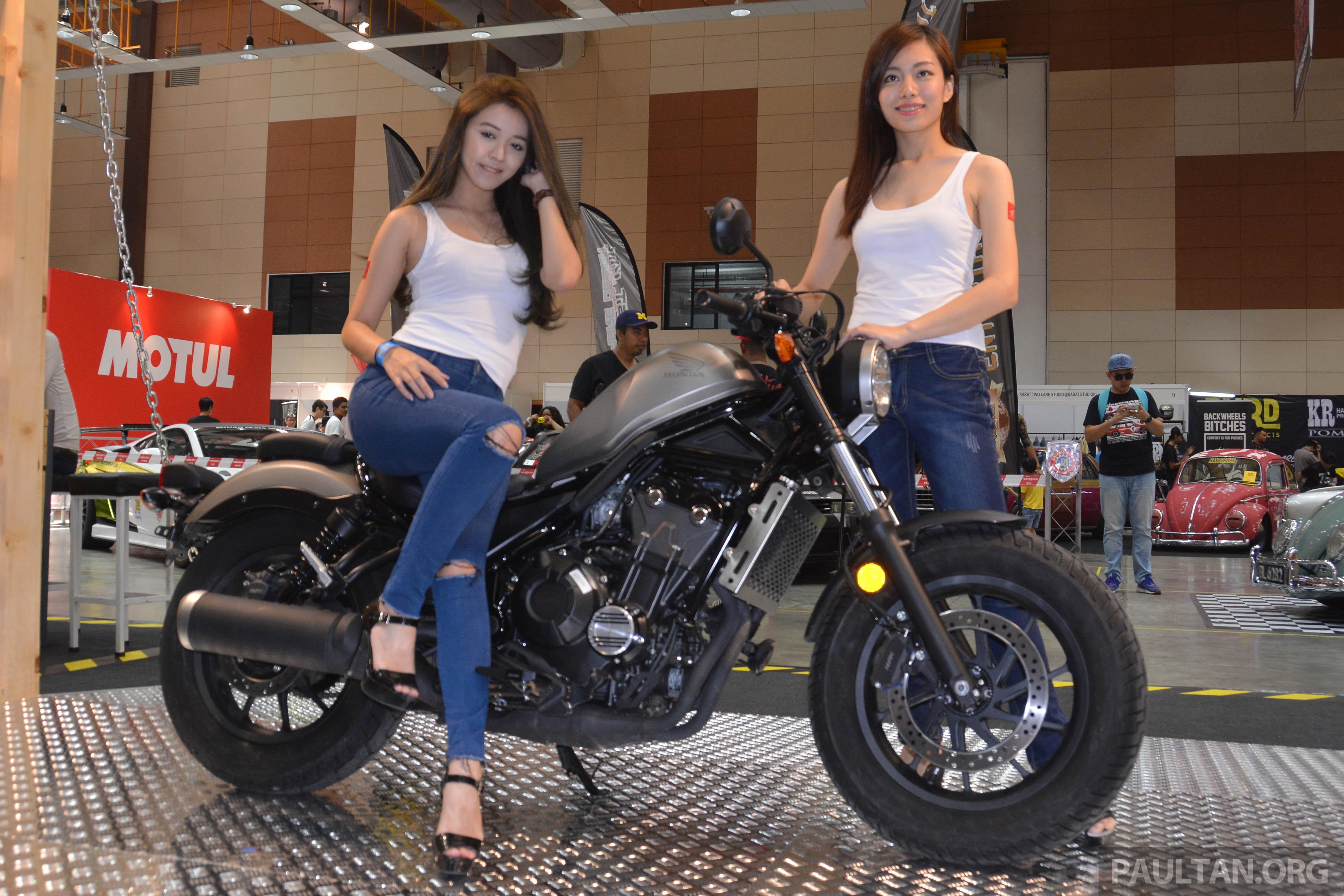 Honda Rebel 500 Dilancarkan Di Malaysia Rm31 798