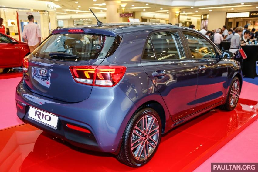 2017 Kia Rio 1.4 MPI launched in Malaysia – RM80k Image #685979