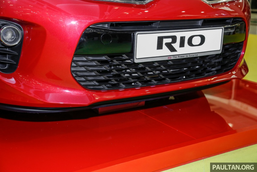 2017 Kia Rio 1.4 MPI launched in Malaysia – RM80k Image #685985