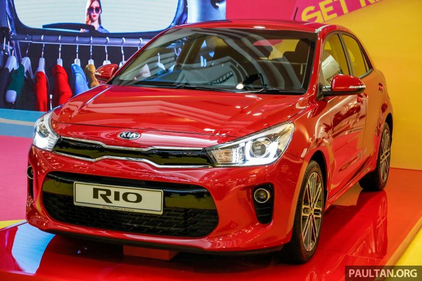 2017 Kia Rio 1.4 MPI launched in Malaysia – RM80k Image #685969