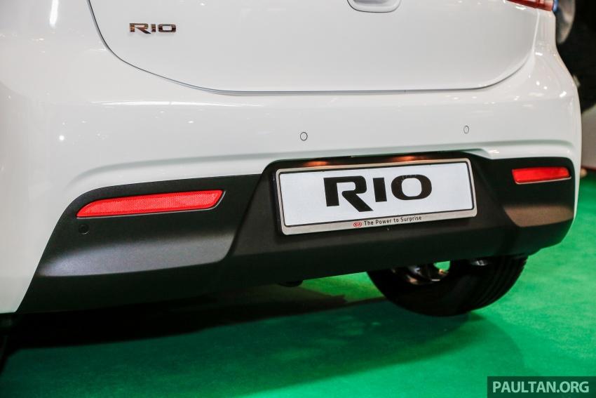 2017 Kia Rio 1.4 MPI launched in Malaysia – RM80k Image #685999