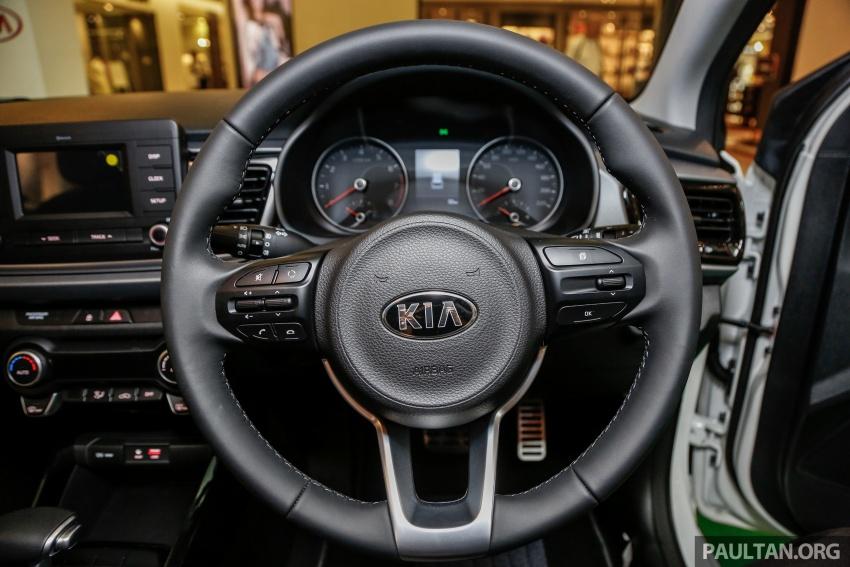 2017 Kia Rio 1.4 MPI launched in Malaysia – RM80k Image #686005