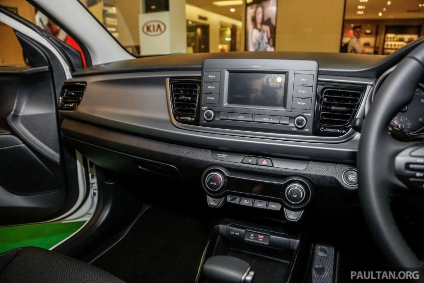 2017 Kia Rio 1.4 MPI launched in Malaysia – RM80k Image #686007