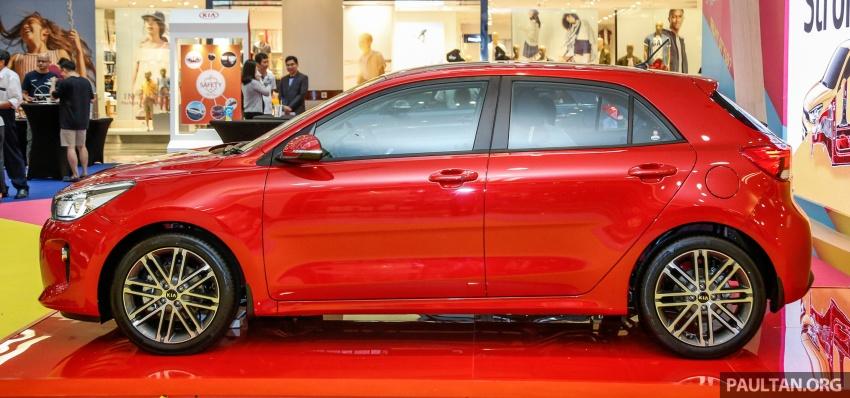 2017 Kia Rio 1.4 MPI launched in Malaysia – RM80k Image #685971