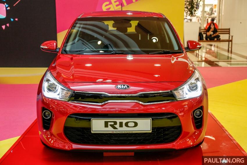 2017 Kia Rio 1.4 MPI launched in Malaysia – RM80k Image #685972