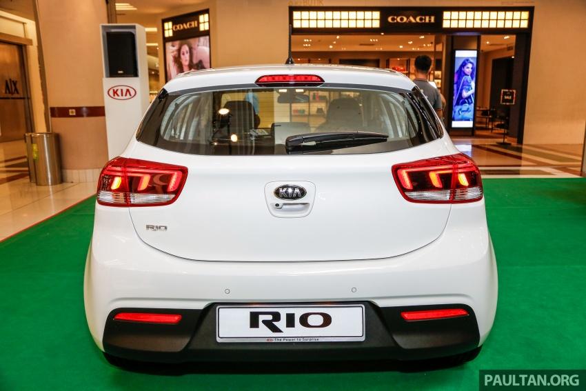 2017 Kia Rio 1.4 MPI launched in Malaysia – RM80k Image #685973