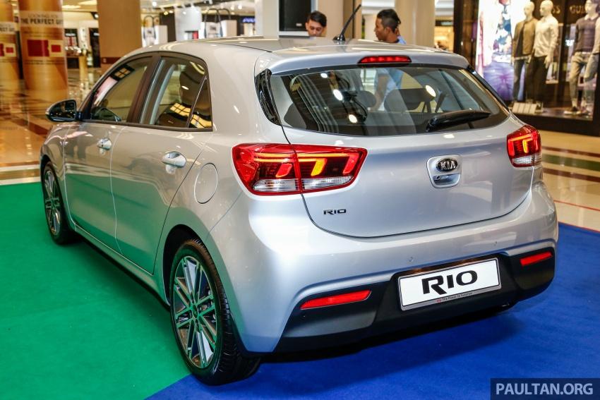 2017 Kia Rio 1.4 MPI launched in Malaysia – RM80k Image #685975