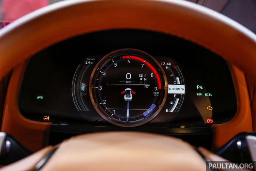 Lexus LC 500 officially launched in Malaysia – 5.0 litre V8, 10-speed auto, 0-100 km/h in 4.4 seconds, RM940k Image #688303