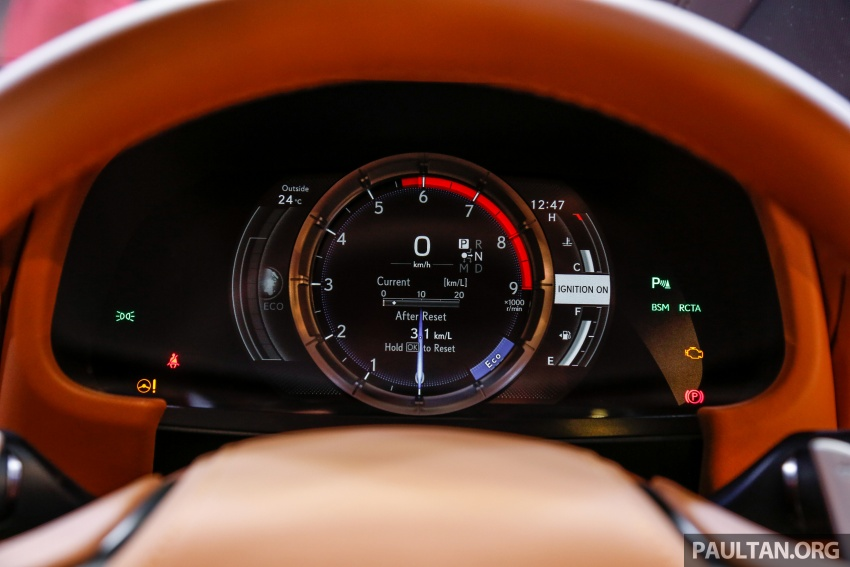 Lexus LC 500 officially launched in Malaysia – 5.0 litre V8, 10-speed auto, 0-100 km/h in 4.4 seconds, RM940k Image #688304