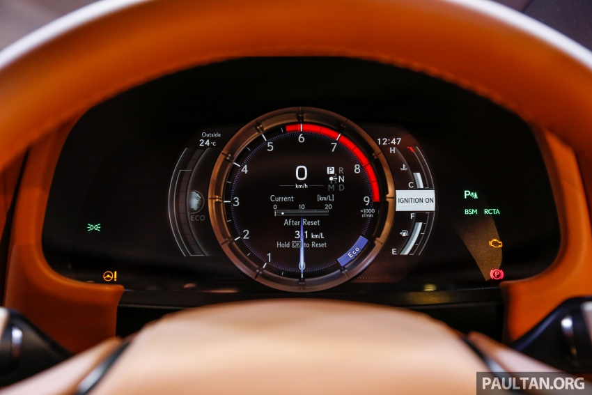 Lexus LC 500 officially launched in Malaysia – 5.0 litre V8, 10-speed auto, 0-100 km/h in 4.4 seconds, RM940k Image #688307