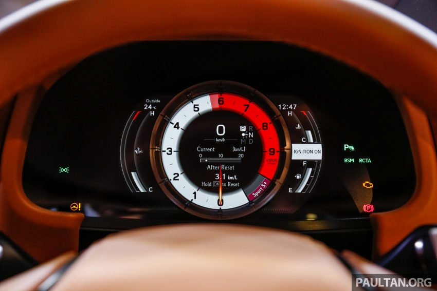 Lexus LC 500 officially launched in Malaysia – 5.0 litre V8, 10-speed auto, 0-100 km/h in 4.4 seconds, RM940k Image #688308