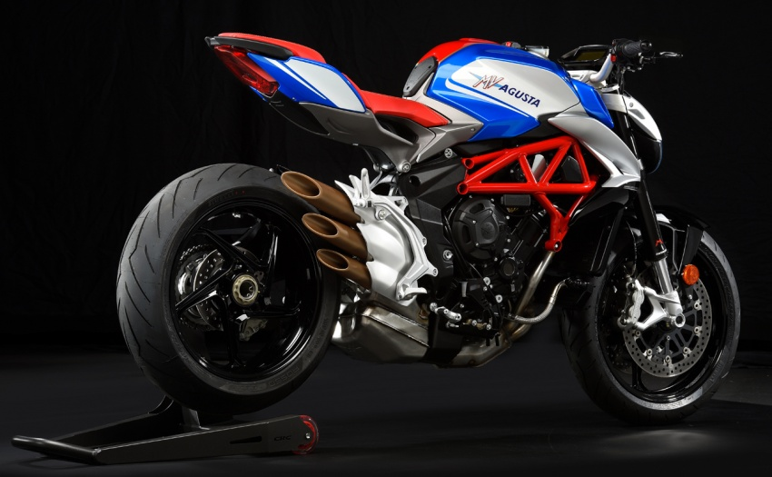 2017 MV Agusta Brutale America special – 14,998 USD Image #678432