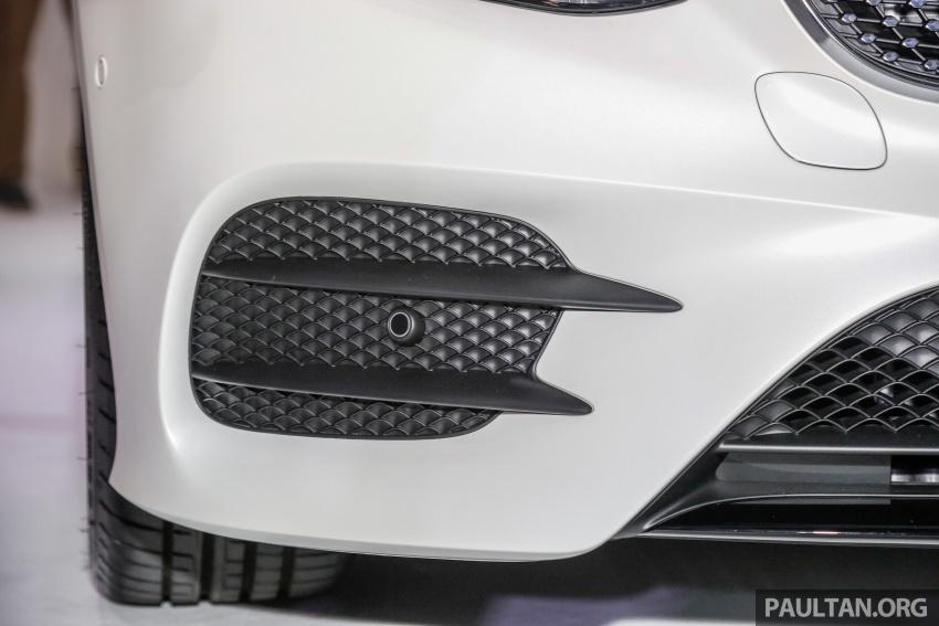 Mercedes-Benz E-Class Coupe kini dilancarkan di Malaysia – tiga varian, harga dari RM436k Image #689439