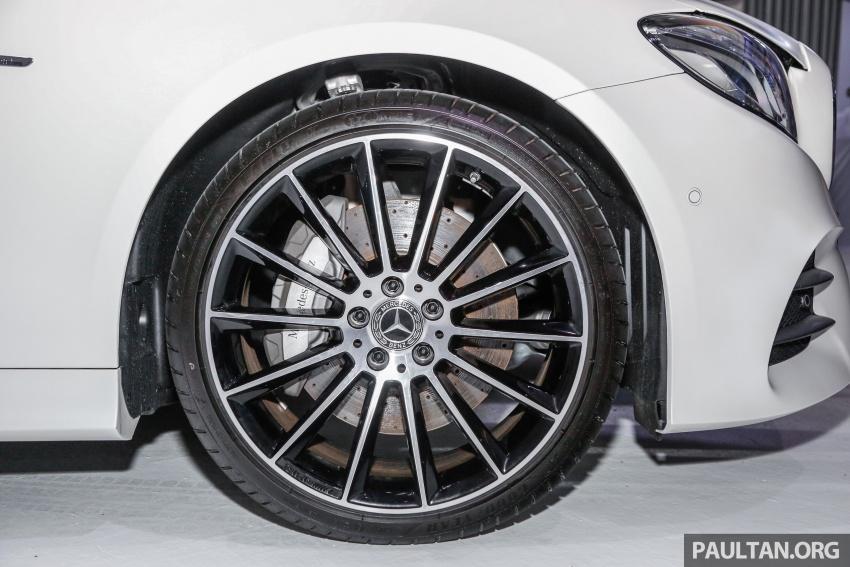 Mercedes-Benz E-Class Coupe kini dilancarkan di Malaysia – tiga varian, harga dari RM436k Image #689442