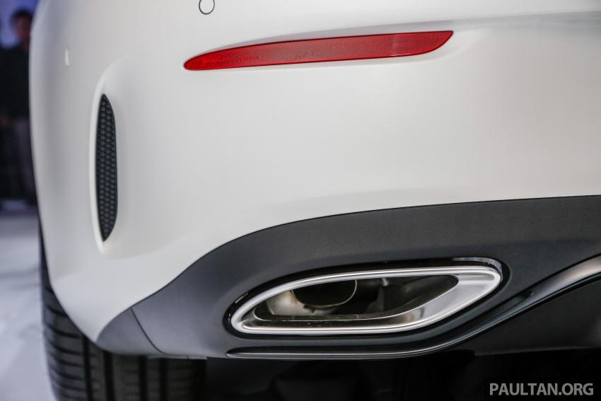 Mercedes-Benz E-Class Coupe kini dilancarkan di Malaysia – tiga varian, harga dari RM436k Image #689453