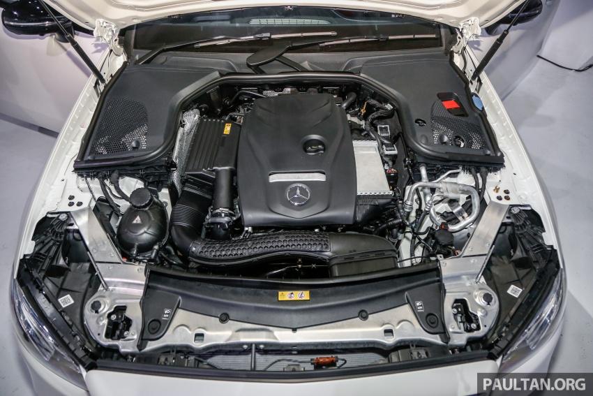 Mercedes-Benz E-Class Coupe kini dilancarkan di Malaysia – tiga varian, harga dari RM436k Image #689457