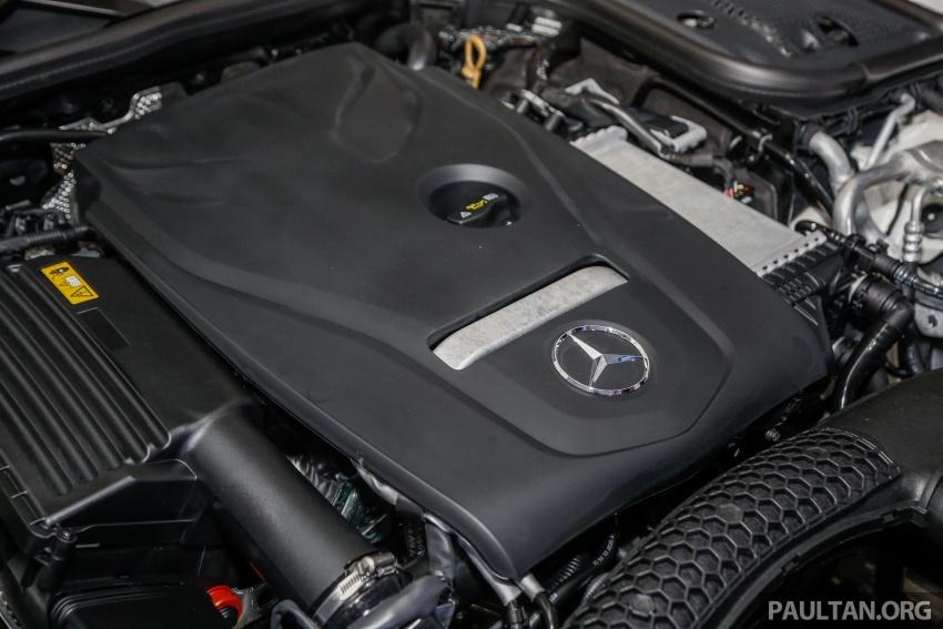 Mercedes-Benz E-Class Coupe kini dilancarkan di Malaysia – tiga varian, harga dari RM436k Image #689458
