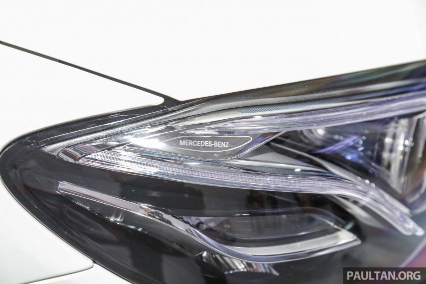 Mercedes-Benz E-Class Coupe kini dilancarkan di Malaysia – tiga varian, harga dari RM436k Image #689438