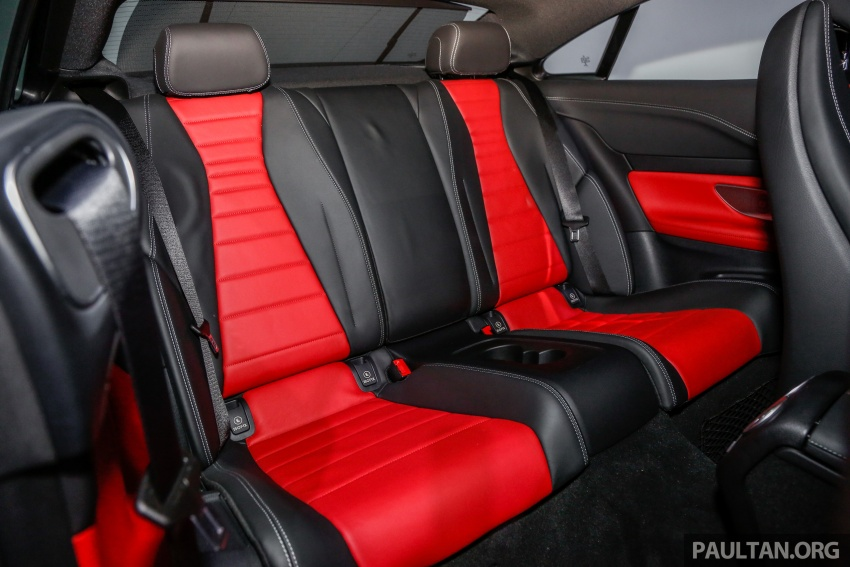 Mercedes-Benz E-Class Coupe kini dilancarkan di Malaysia – tiga varian, harga dari RM436k Image #689483