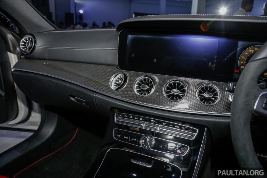 Mercedes-Benz E-Class Coupe kini dilancarkan di Malaysia – tiga varian, harga dari RM436k Image #689464