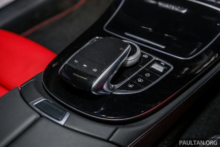 Mercedes-Benz E-Class Coupe kini dilancarkan di Malaysia – tiga varian, harga dari RM436k Image #689466