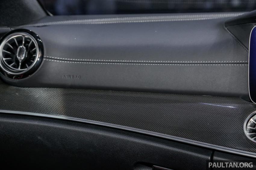 Mercedes-Benz E-Class Coupe kini dilancarkan di Malaysia – tiga varian, harga dari RM436k Image #689468