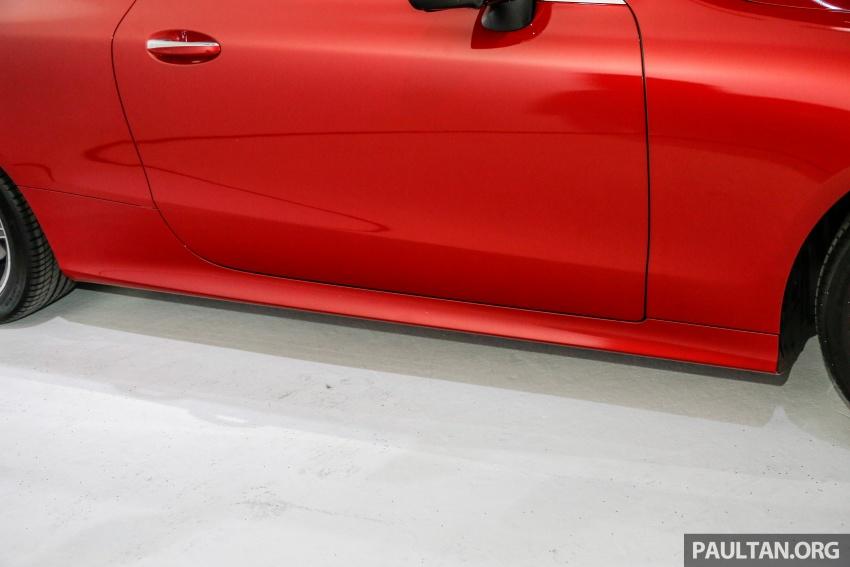 Mercedes-Benz E-Class Coupe kini dilancarkan di Malaysia – tiga varian, harga dari RM436k Image #689365