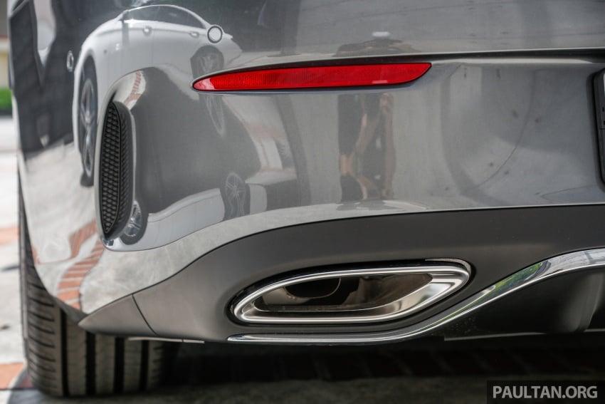 Mercedes-Benz E-Class Coupe kini dilancarkan di Malaysia – tiga varian, harga dari RM436k Image #689263