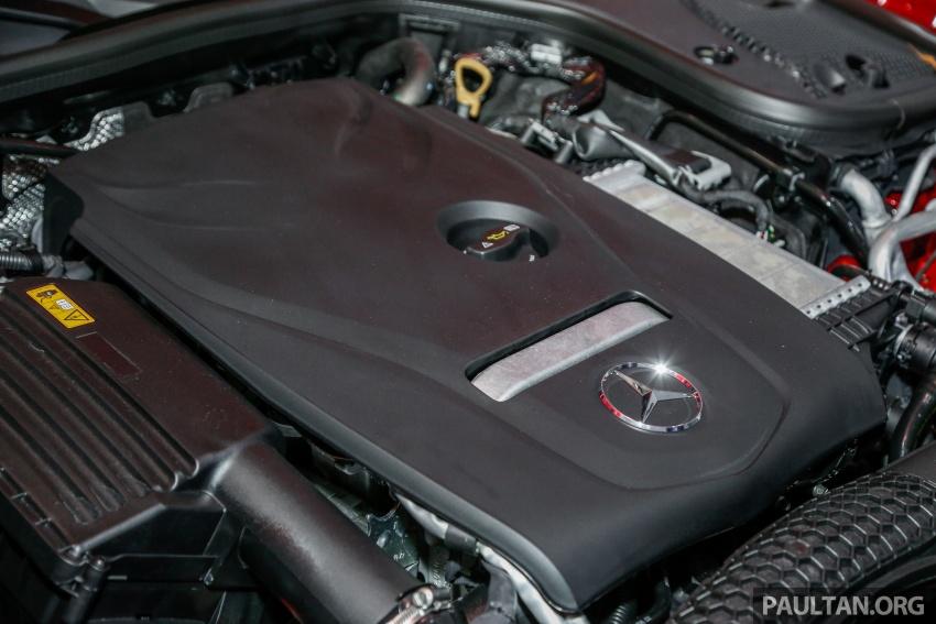Mercedes-Benz E-Class Coupe kini dilancarkan di Malaysia – tiga varian, harga dari RM436k Image #689400